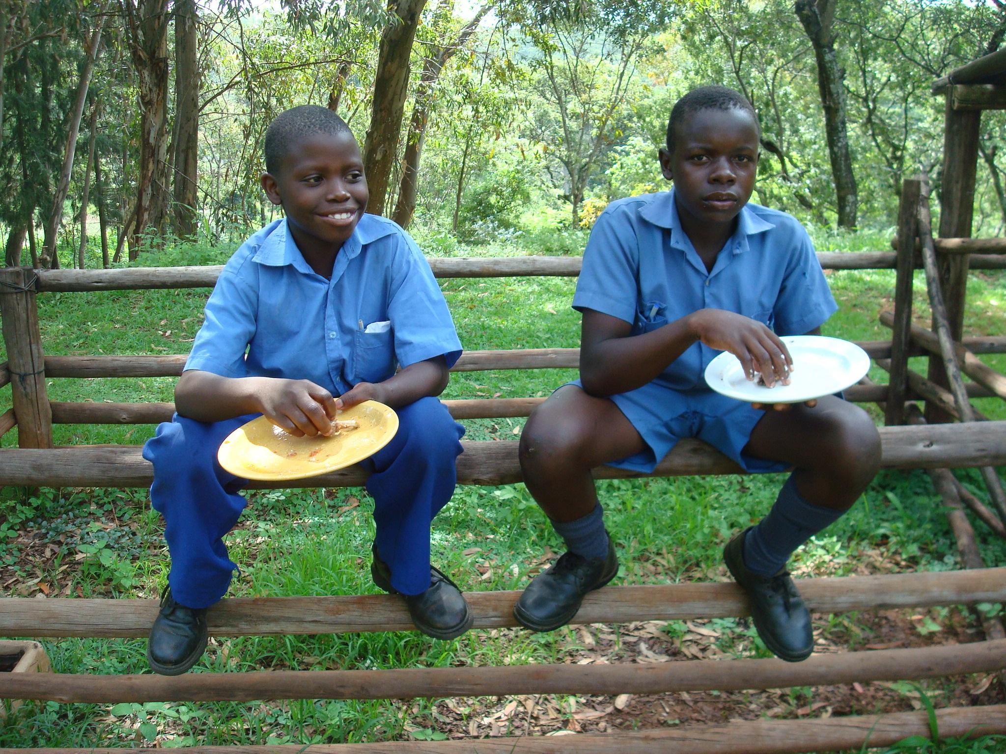 Chishawasha Orphans