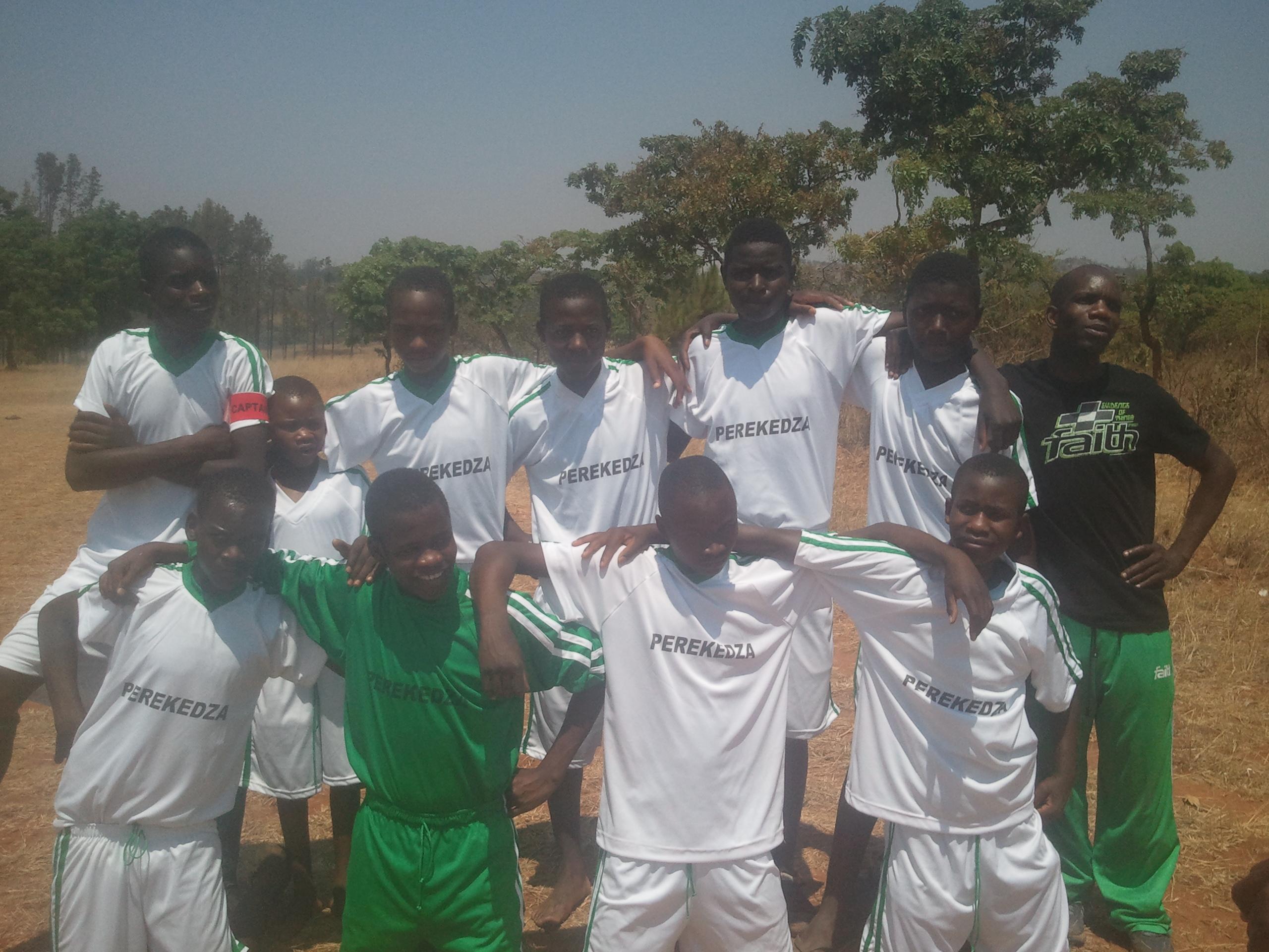 Chishawasha Football Club